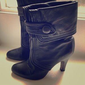Frye Eva Button Boots